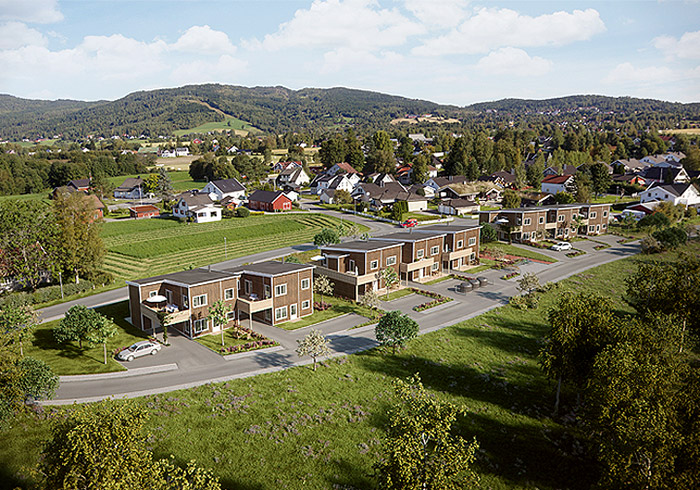 Holstad, Maura i Nannestad Kommune